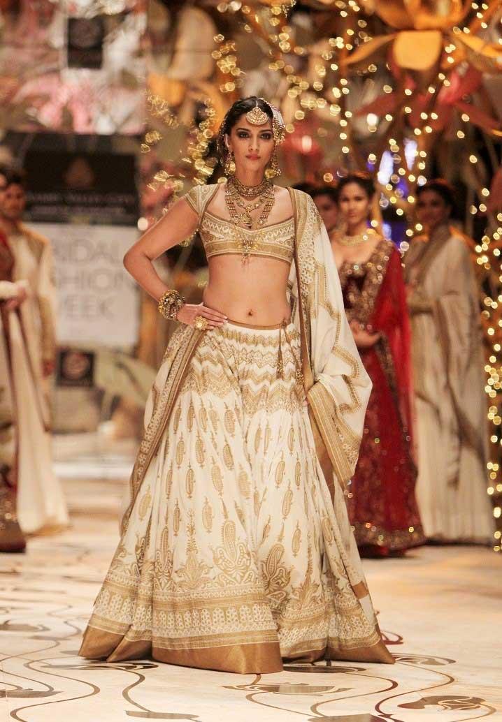 Sonam Kapoor Hot Sexy Pierced Navel