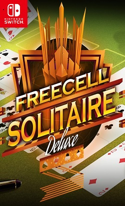 Freecell Solitaire Deluxe Switch NSP