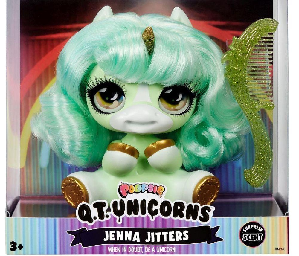 Единорог игрушка Poopsie Q.T. Unicorns