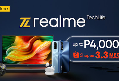 realme to reshape Filipino digital lifestyle with #realmeTechLife