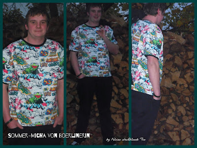 Schnittmuster T-Shirt SommerMICHA - https://www.kasuwa.de/shop/boerlinerin