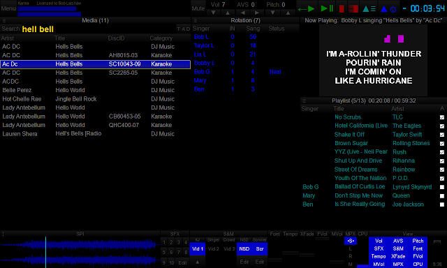 Screenshot Karaosoft Karma 2020.0.1 Full Version
