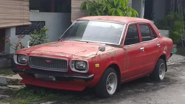 Mazda 808 facelift
