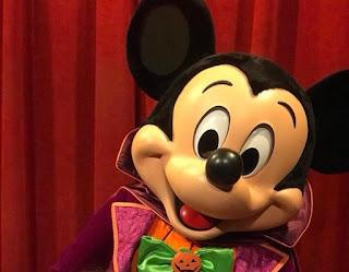 Mickey's Not So Scary Halloween Pary