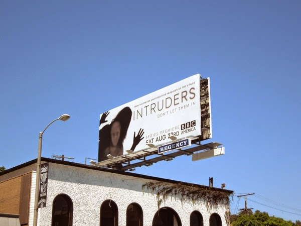 Intruders season 1 billboard