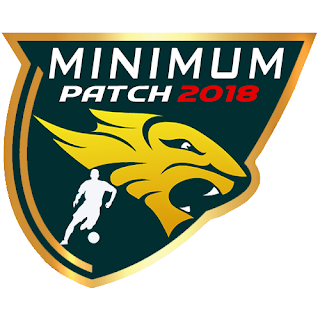PES 2018 Mobile Android Minimum Patch 2018