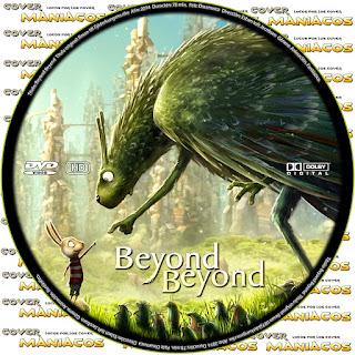GALLETA 1 BEYOND BEYOND - RESAN TILL FJADERKUNGENS RIKE - 2015
