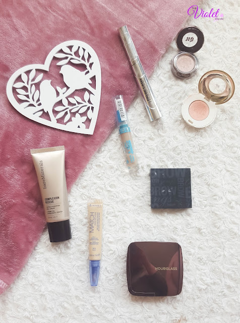 daily working makeup routine