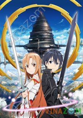 Anime hay nhất Sword Art Online