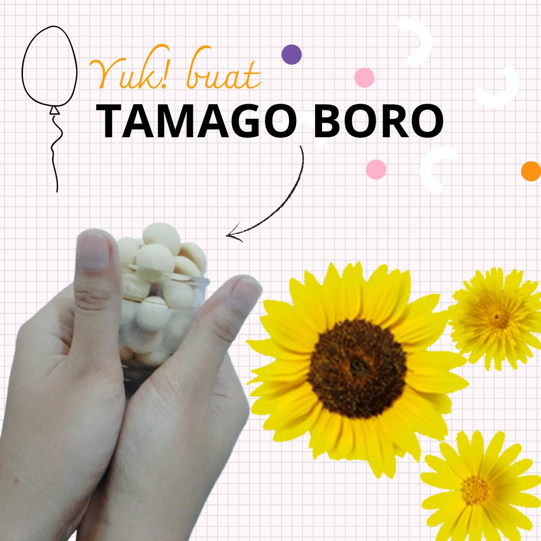 Tamago Boro
