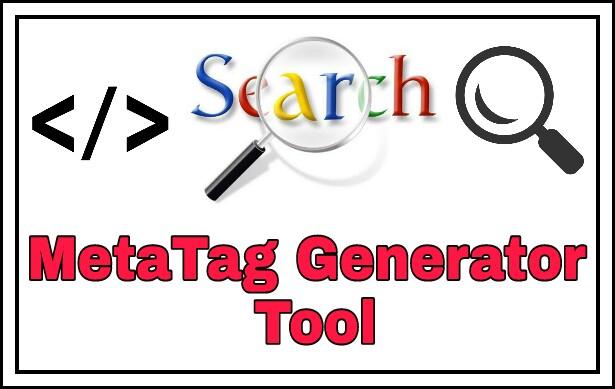Meta Tag Generator For Blogger - Seo Friendly Meta Tag Generator Tool