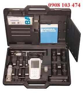 Máy đo nồng độ oxy hòa tan DO - Horiba