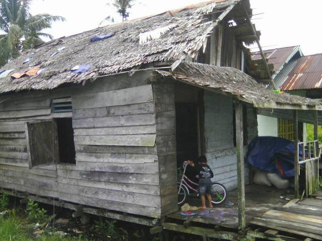Jangan Percaya Katanya Borneo Itu Kaya Ini Bukti Nyatanya