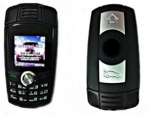 Car-Key-Fob-Novelty-Secret-Mobile-Phone