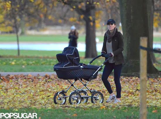 Royals Amp Style Balade Dans Le Parc De Kensington Palace