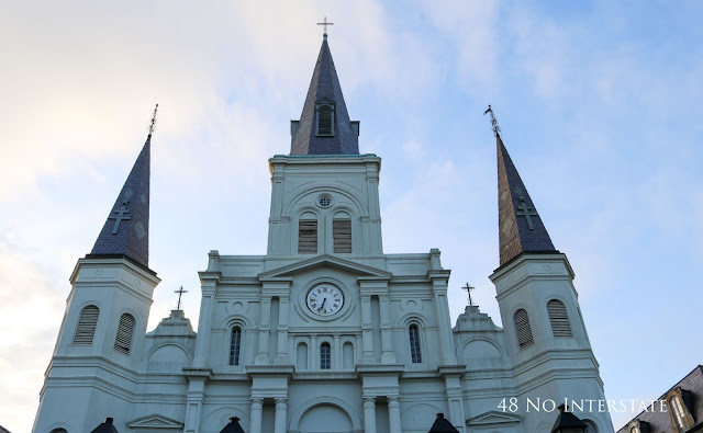 48 No Interstate | Back Roads Road Trip | Three Days in New Orleans