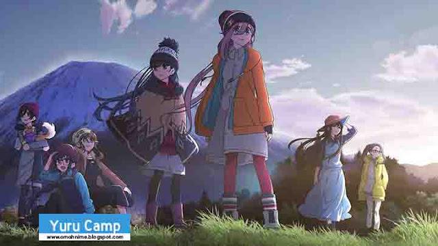 Yuru Camp Batch Subtitle Indonesia