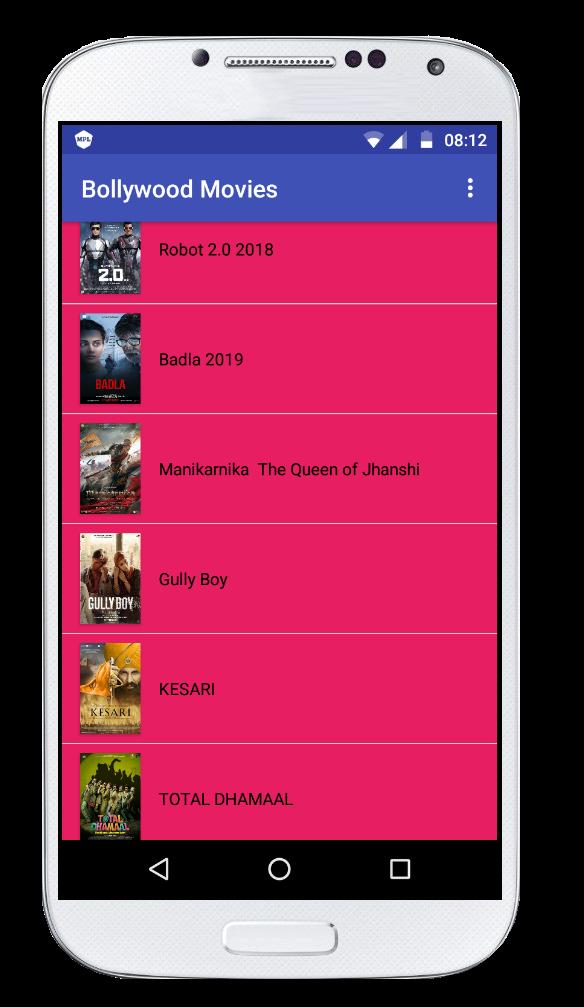 Pagalmovie App Screenshot
