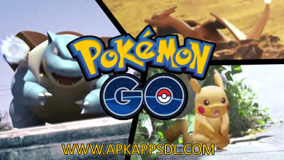 Download Pokemon GO Apk v0.29.2 Full Version 2016 (Work for Intel Android)