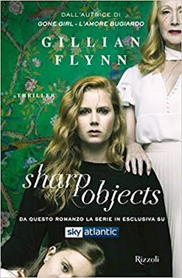 """[NUOVA USCITA E NEW UPDATE] """"Sulla pelle"""" di Gillian Flynn"""