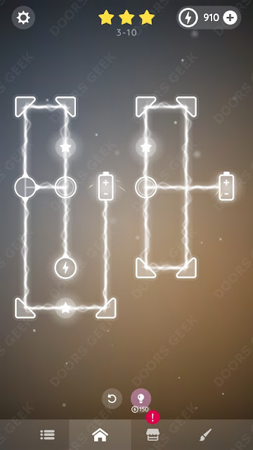 Laser Overload [Intermediate] Level 3-10 Solution, Walkthrough, Cheats