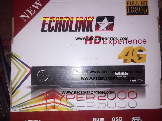 ECHOLINK HYPER 2000 HD RECEIVER DUMP FILE