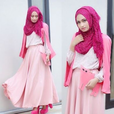 fashion muslim hijab casual