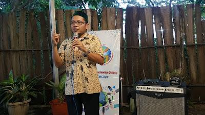 Teras IWO Ngabuburit: Perkuat Tabayyun dalam Kerja Jurnalistik