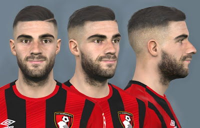 PES 2017 Faces Diego Rico by Dewatupai