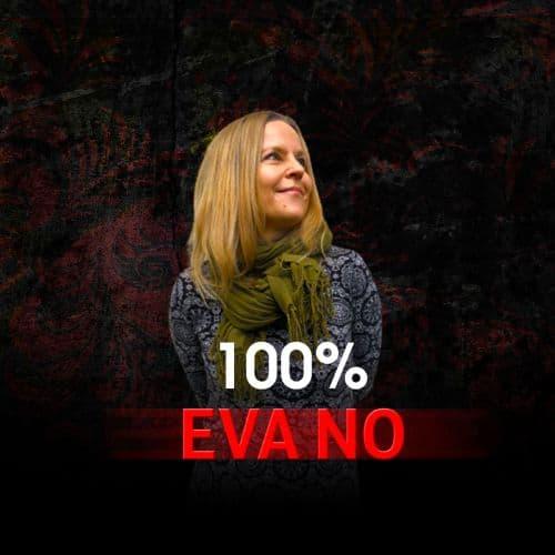 """Eva No returns with """"100%"""" Listen Now!"""