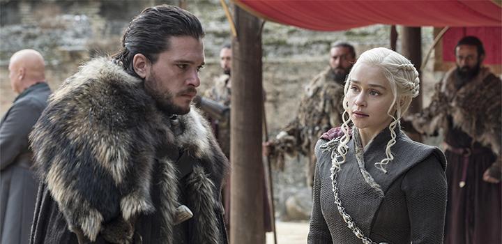 Game of Thrones Cenas Última Temporada
