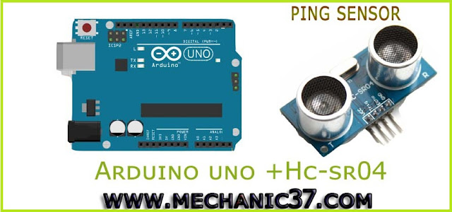 Ultrasonic Sensor Hc-sr04 In Hindi