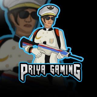 Priya Gaming Indian Girl PUBG Player