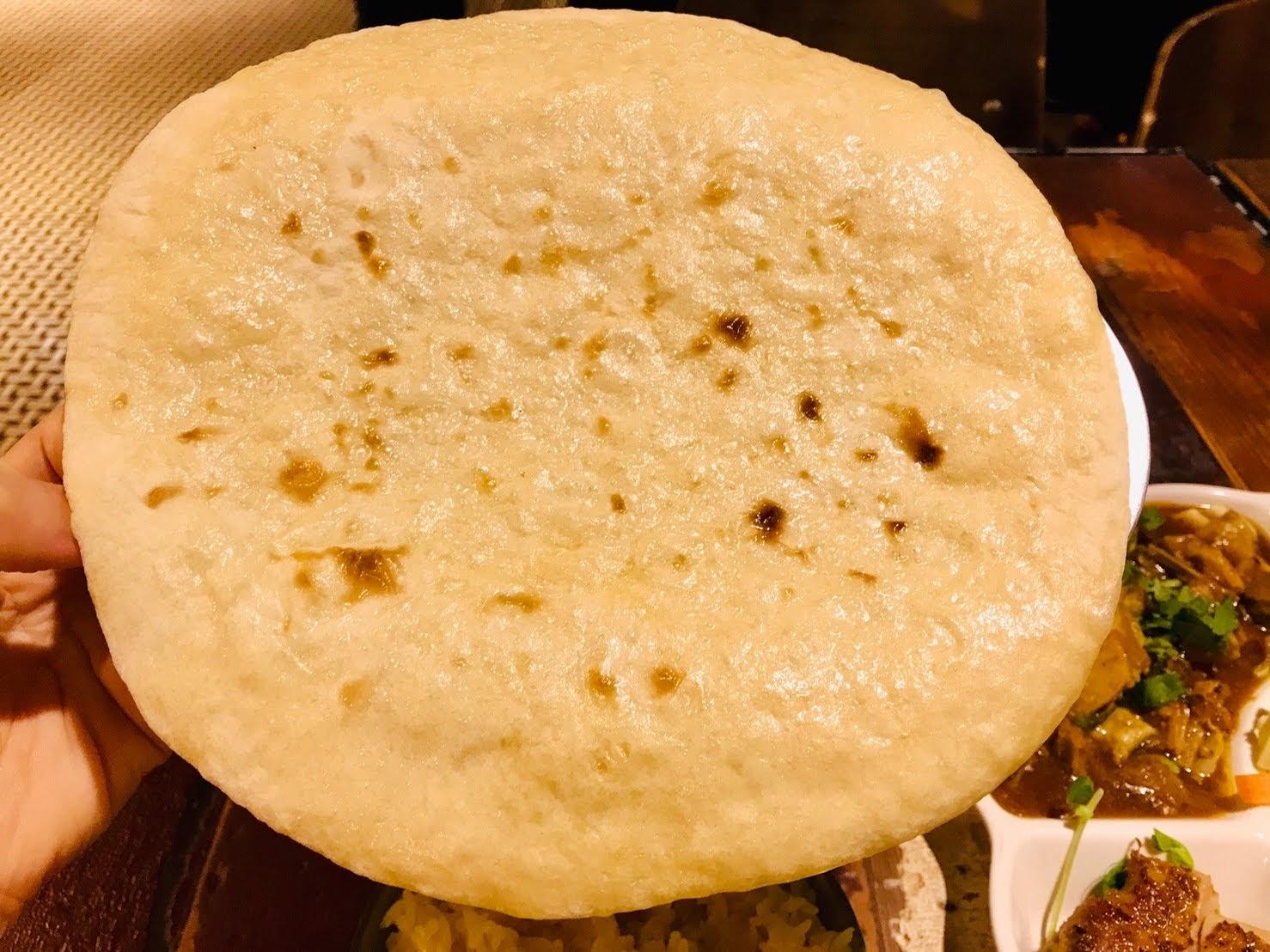 GARLIC NAAN, 印度烤餅、拉茶推薦,板橋大遠美食