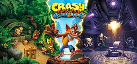 تحميل اللعبة الاكثر من رائعة Crash Bandicoot N. Sane Trilogy