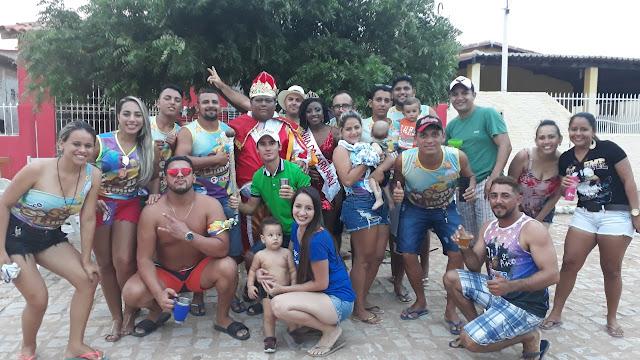 Resultado de imagem para Pedro Avelino: Rei momo e Rainha do carnaval visitam a sede dos blocos carnavalescos