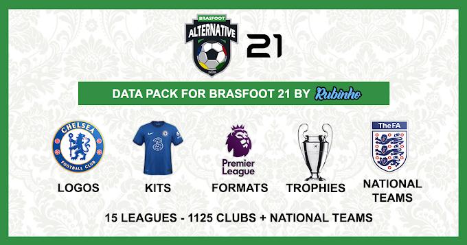 Pack de Ligas - Brasfoot 2021