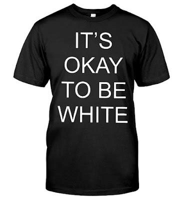 Kanoa Lloyd It's Okay To Be White TShirts Hoodie Sweatshirt