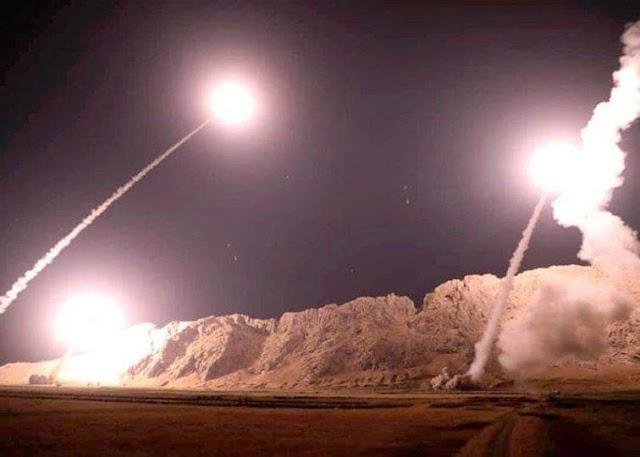 إيران تعلن مقتل 80 جنديا أميركيا بالعراق وترصد 100 هدف بالمنطقة