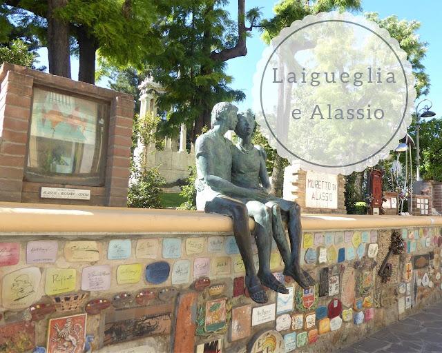 Laigueglia - Alassio: due borghi liguri