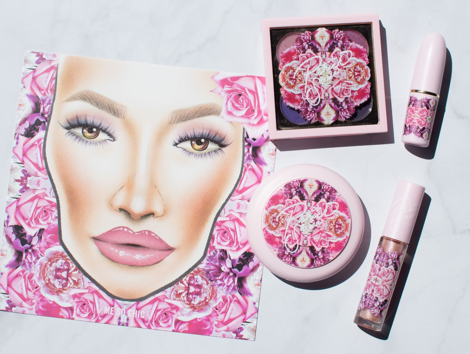 MAC x Patrickstarrr Floral Realness Full Face Kit in Me So Chic