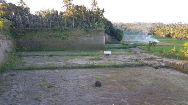 Pamatan Lombok, Kampung yang Hilang Akibat Letusan Gunung Samalas (Rinjani Tua)