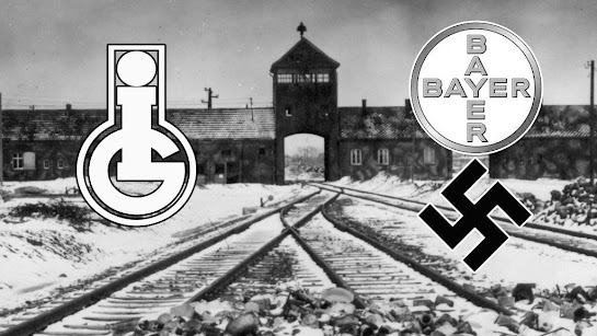 Bayer Auschwitz pharmaceuticals negligence harms fatalities crime