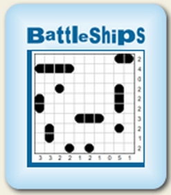 Battleships Puzzle Online (Logical Thinking Brain Game)