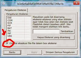 Software Pembeku Virus Flashdisk