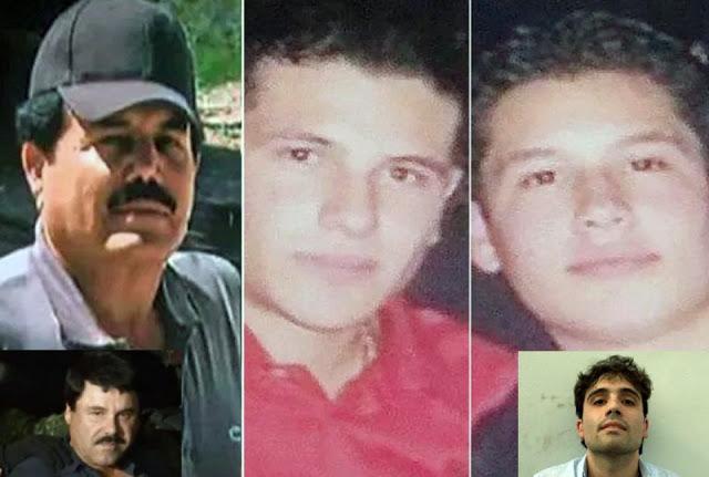 Dicen que fueron Los Chapitos? comandados por Ivan Archivaldo habrían dado muerte a Cesar Carillo Leyva