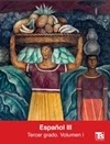 Lengua Materna Español Volumen 1 Tercer grado Telesecundaria Ciclo Escolar 2020-2021