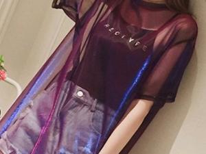 Baju Transparant Hologram Manfaat Bagi Wanita