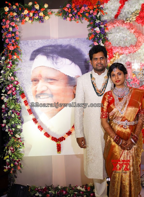 Kodi Ramakrishna Daughter Engagement