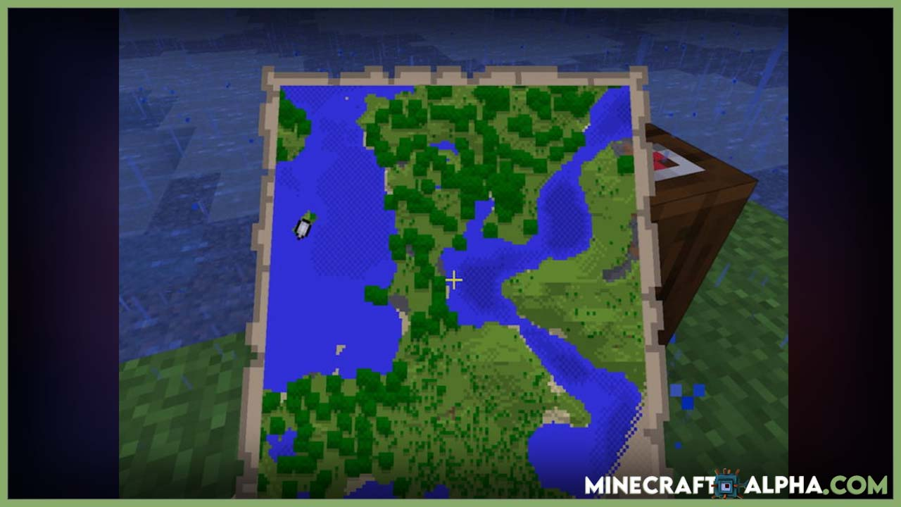 Step by step instructions to make a duplicate of a guide in Minecraft